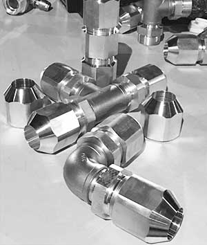 compressed air system PRIN PIPE